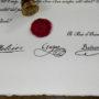 Signatures dels Reis Melcior, Gaspar i Baltasar