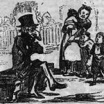 L'Home dels nassos segons un almanac del segle XIX