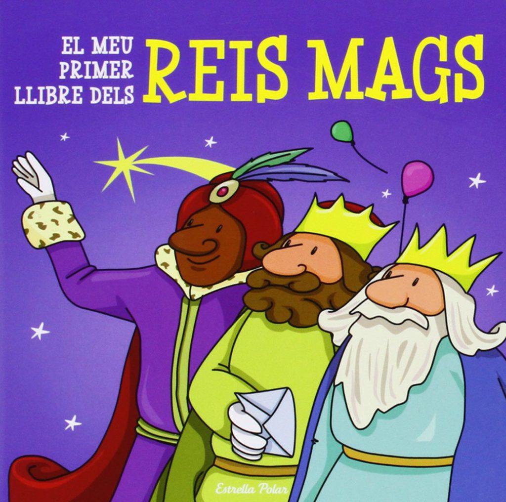 El meu primer llibre dels Reis Mags
